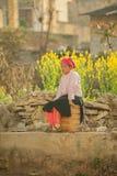 Mujeres de la minoría étnica Imagen de archivo libre de regalías