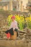 Mujeres de la minoría étnica Foto de archivo libre de regalías