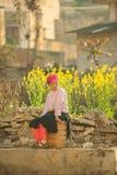 Mujeres de la minoría étnica Imagenes de archivo