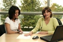 Mujeres de negocios Imagen de archivo