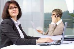 Mujeres de negocios 6 Imagen de archivo