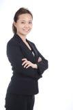 Mujeres de negocios asiáticas foto de archivo libre de regalías