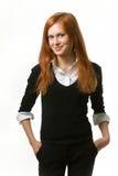 Mujeres de negocios atractivas Foto de archivo libre de regalías
