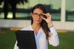 Mujeres de negocios - imagen común Foto de archivo libre de regalías