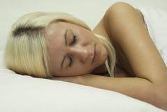 Mujeres durmientes Foto de archivo libre de regalías