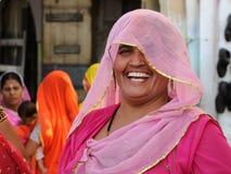 Mujeres indias imagen de archivo