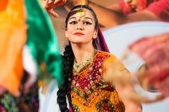 Mujeres indias Imagenes de archivo
