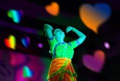 Mujeres indias Fotografía de archivo libre de regalías