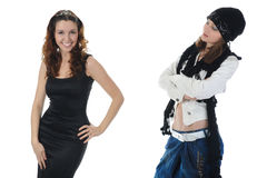 Mujeres jovenes Imagenes de archivo