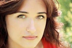 Mujeres jovenes hermosas Imágenes de archivo libres de regalías