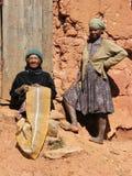 Mujeres malgaches nativas fotos de archivo