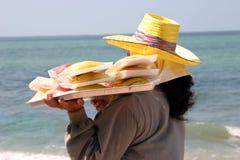 Mujeres que venden las frutas Fotografía de archivo libre de regalías