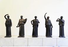Mujeres romanas Imagen de archivo