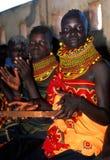 Mujeres Turkana (Kenia) Imágenes de archivo libres de regalías