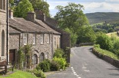 Muker, Yorkshire fotografia stock libera da diritti