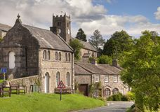 Muker, Yorkshire royalty free stock photography