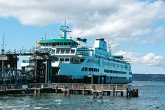 Mukilteo Ferry Royalty Free Stock Images