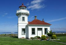 Mukilteo Light Station Stock Photos