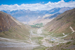 Muktinath, Annapurna Trail, Nepal Royalty Free Stock Images