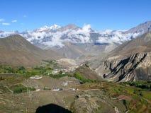 Muktinath landscape, Nepal Stock Images
