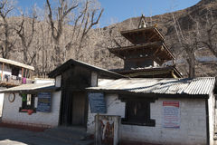 Muktinath Temple Stock Photography