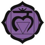 Muladhara chakra Royalty Free Stock Image