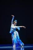 Mulan a joint la danse folklorique nationale d'armée-Le Images stock
