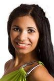 Mulatto woman Stock Images