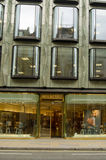 Mulberry flagship store, New Bond Street, London Royalty Free Stock Photography