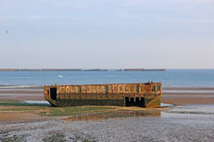 Mulberry Harbour Royalty Free Stock Images