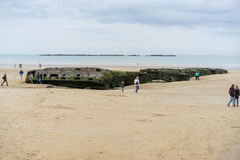 Mulberry Harbour Stock Photography