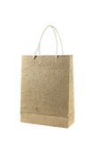 Mulberry paper bag Stock Images