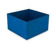 Mulberry paper box royalty free stock photo