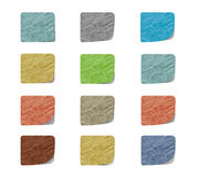 Mulberry paper stick Royalty Free Stock Photos