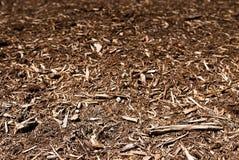 mulch предпосылки Стоковое Фото