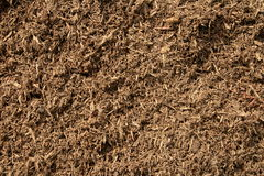 Mulch 2 stock photography