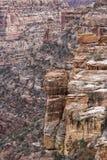 Mule Canyon Pinnacles Royalty Free Stock Image