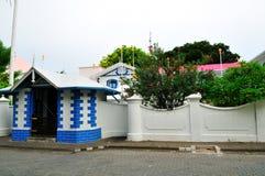 Muleeaage Palace In Maldives Stock Photos