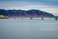 Mulen bro Arkivbilder