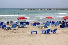 Mulet i Tel Aviv Royaltyfria Bilder