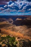 Muley Point Overlook Mexican Hat UT Royalty Free Stock Photos