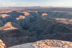 Muley punkt Arkivfoton