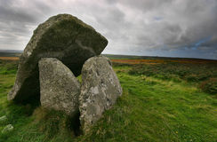 Mulfra Quoit Stock Photography