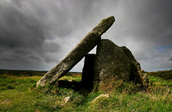 Mulfra Quoit Royalty Free Stock Image