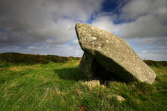 Mulfra Quoit Stock Photo