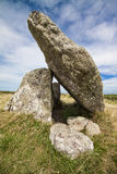Mulfra Quoit Royalty Free Stock Photos