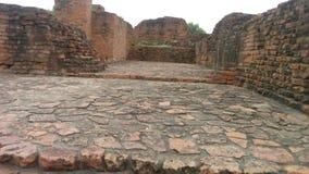Mulgandha kuti废墟 图库摄影