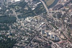 Mulheim, Niemcy Fotografia Royalty Free