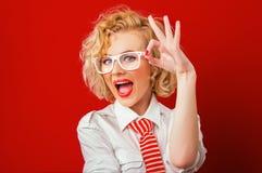 Mulher Fotos de Stock Royalty Free