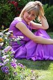 Mulher Imagens de Stock Royalty Free